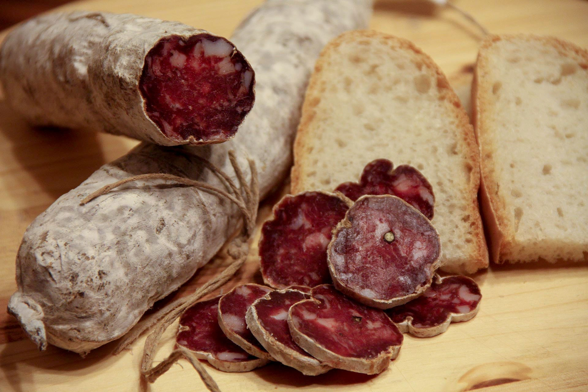 Il Salame Norcino Reale
